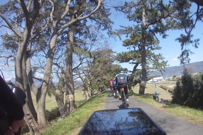 酒匂川サイクリングコース