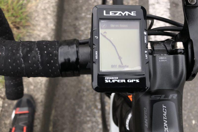 レザインSUPER GPS