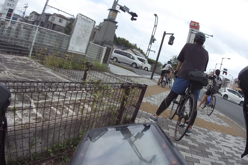 藤沢駅近く