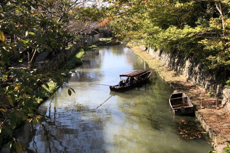 近江八幡の水郷