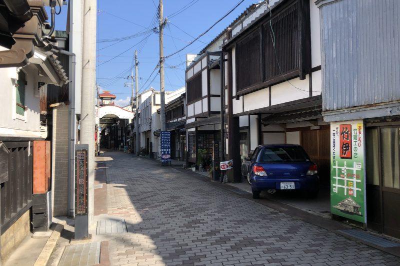 長浜の街並み