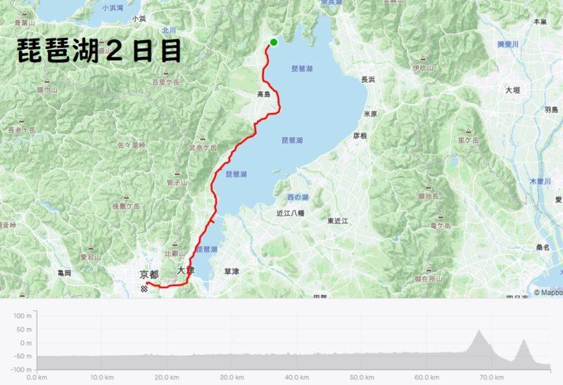 琵琶湖周回ルート