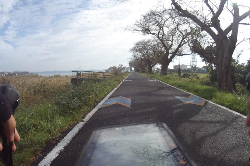 霞ヶ浦サイクリングコース