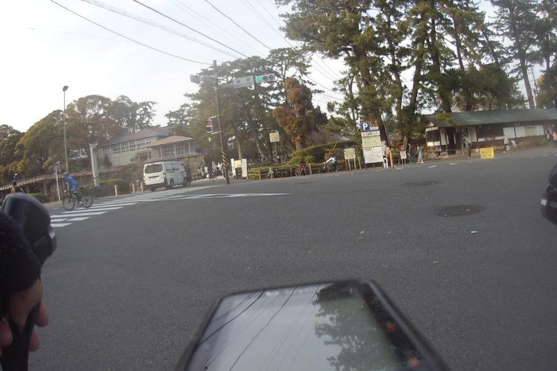 小田原城入口