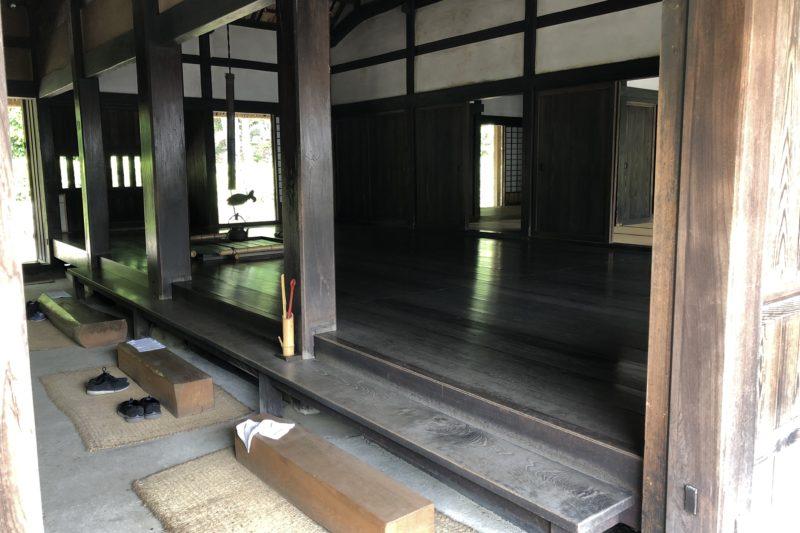 相模川自然の村公園の古民家