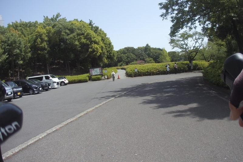 あつぎつつじの丘公園入口