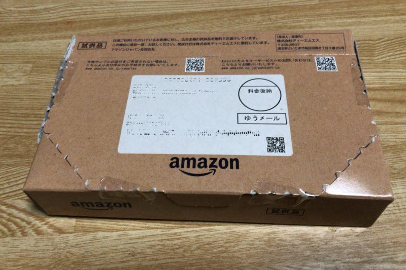 Amazonからの送付物