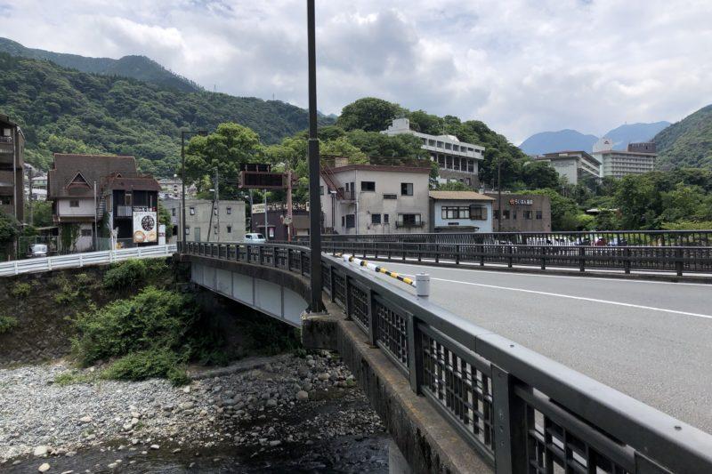 箱根旧道入口