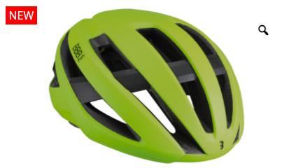 BBBの新ロゴヘルメット