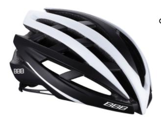 BBBの旧ロゴヘルメット