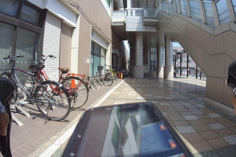 渋沢駅周辺