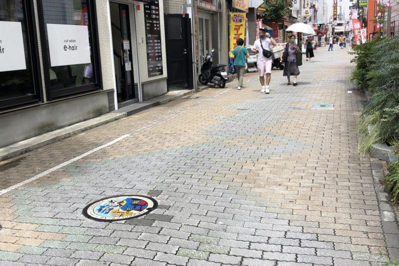小田原のダイヤ街商店街